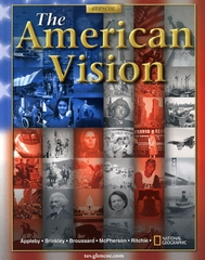 The American Vision, Student Edition 1st Edition 9780026641180 0026641186