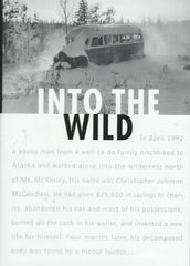 Into the Wild 1st Edition 9780679428503 067942850X