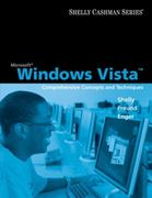 Microsoft Windows Vista: Comprehensive Concepts and Techniques 1st edition 9781418859824 1418859826