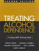 Treating Alcohol Dependence, Second Edition 2nd Edition 9781572307933 1572307935