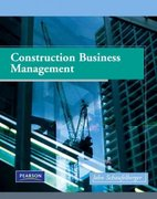 Construction Business Management 1st Edition 9780130907868 0130907863