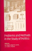 Problems and Methods in the Study of Politics 0 9780521539432 0521539439