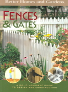 Fences & Gates 1st edition 9780696225468 0696225468
