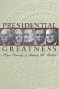 Presidential Greatness 0 9780700610051 0700610057