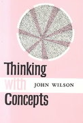 Thinking with Concepts 1st Edition 9780521096010 0521096014