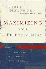 Maximizing Your Effectiveness 2nd Edition 9780801066122 0801066123