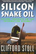 Silicon Snake Oil 1st Edition 9780385419949 0385419945