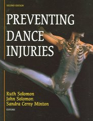 Preventing Dance Injuries 2nd edition 9780736055673 0736055673