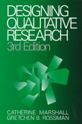 Designing Qualitative Research 3rd edition 9780761913405 0761913408