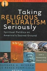 Taking Religious Pluralism Seriously 0 9781932792331 1932792333