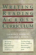 Writing and Reading Across the Curriculum 7th edition 9780321023971 0321023978