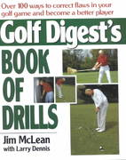 Golf Digest's Book of Drills 0 9780671725563 0671725564