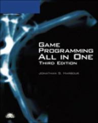 Game Programming All in One 3rd edition 9781598632897 1598632892