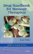Drug Handbook for Massage Therapists 1st Edition 9780781763097 0781763096