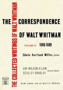 The Correspondence of Walt Whitman 0 9780814704387 0814704387