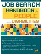 Job Search Handbook for People with Disablilities, Second Edition 2nd edition 9781563709890 1563709899