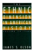 The Ethnic Dimension in American History 2nd edition 9780312089344 0312089341