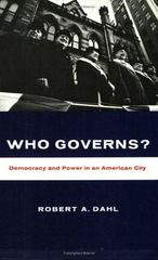 Who Governs? 0 9780300000511 0300000510