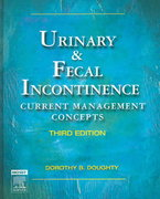 Urinary & Fecal Incontinence 3rd Edition 9780323031356 0323031358