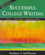 Successful College Writing 1st edition 9780312245344 0312245343