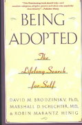Being Adopted 1st Edition 9780385414265 0385414269