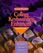College Keyboarding Enhanced General Series 14th edition 9780538716529 0538716525