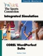 Sports Connection: Integtrated Simulation, Corel Suite 7/8 1st edition 9780538721127 053872112X