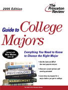 Guide to College Majors, 2005 Edition 2005th edition 9780375764691 0375764690