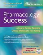 Pharmacology Success 1st Edition 9780803618213 0803618212