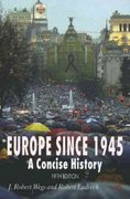 Europe since 1945 5th edition 9780312461164 031246116X