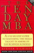 The Ten-Day MBA 0 9780688137885 0688137881