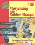 Storytelling with Rubber Stamps 0 9781930500013 1930500017