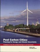 Post Carbon Cities 0 9780976751052 0976751054