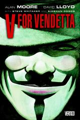 V for Vendetta 1st Edition 9781401208417 140120841X