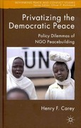 Privatizing the Democratic Peace 1st Edition 9781403996886 1403996881