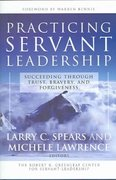 Practicing Servant-Leadership 1st edition 9780787974558 0787974552