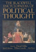 The Blackwell Encyclopaedia of Political Thought 1st edition 9780631179443 0631179445