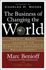 The Business of Changing the World 1st edition 9780071481519 0071481516