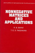 Nonnegative Matrices and Applications 0 9780521571678 0521571677
