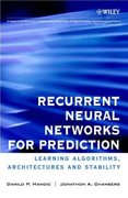 Recurrent Neural Networks for Prediction 1st edition 9780471495178 0471495174