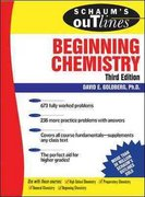 Schaum's Outline of Beginning Chemistry, 3rd ed 3rd edition 9780071466288 0071466282