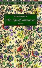 The Age of Innocence 1st Edition 9780486298030 0486298035