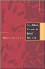 Qualitative Methods in Social Research 1st Edition 9780767415606 0767415604