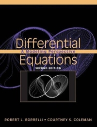 Differential Equations 2nd edition 9780471433323 0471433322