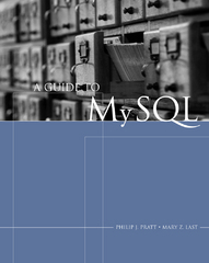 A Guide to MySQL 1st edition 9781418836351 1418836354