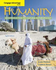 Cengage Advantage Books: Humanity 8th edition 9780495508748 0495508748