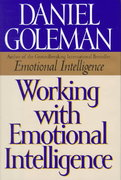 Working with Emotional Intelligence 1st Edition 9780553104622 0553104624