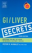GI/Liver Secrets 3rd edition 9781560536185 1560536187