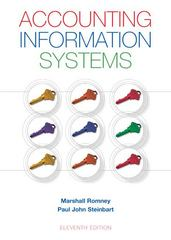 Accounting Information Systems 11th edition 9780136015185 0136015182