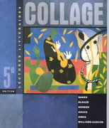 Collage 5th edition 9780072344004 0072344008